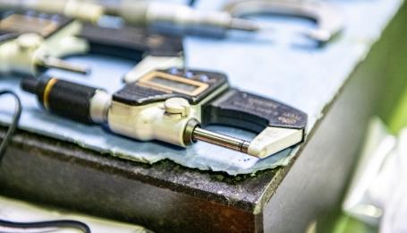 精密医療機器・測定機器の部品製作実績あり